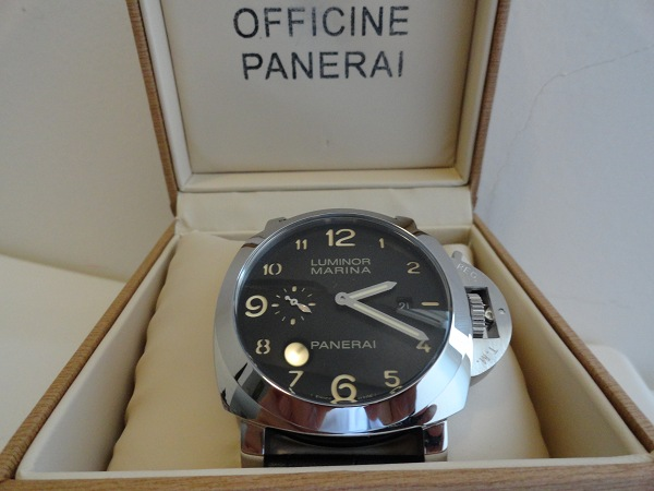 Panerai Luminor Marina Luxus Fake Uhr Foto Bewertung