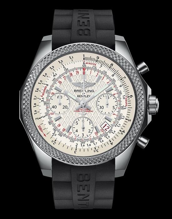 Breitling Bentley B06s Stahl Silber Zifferblatt Gefälschte Uhr