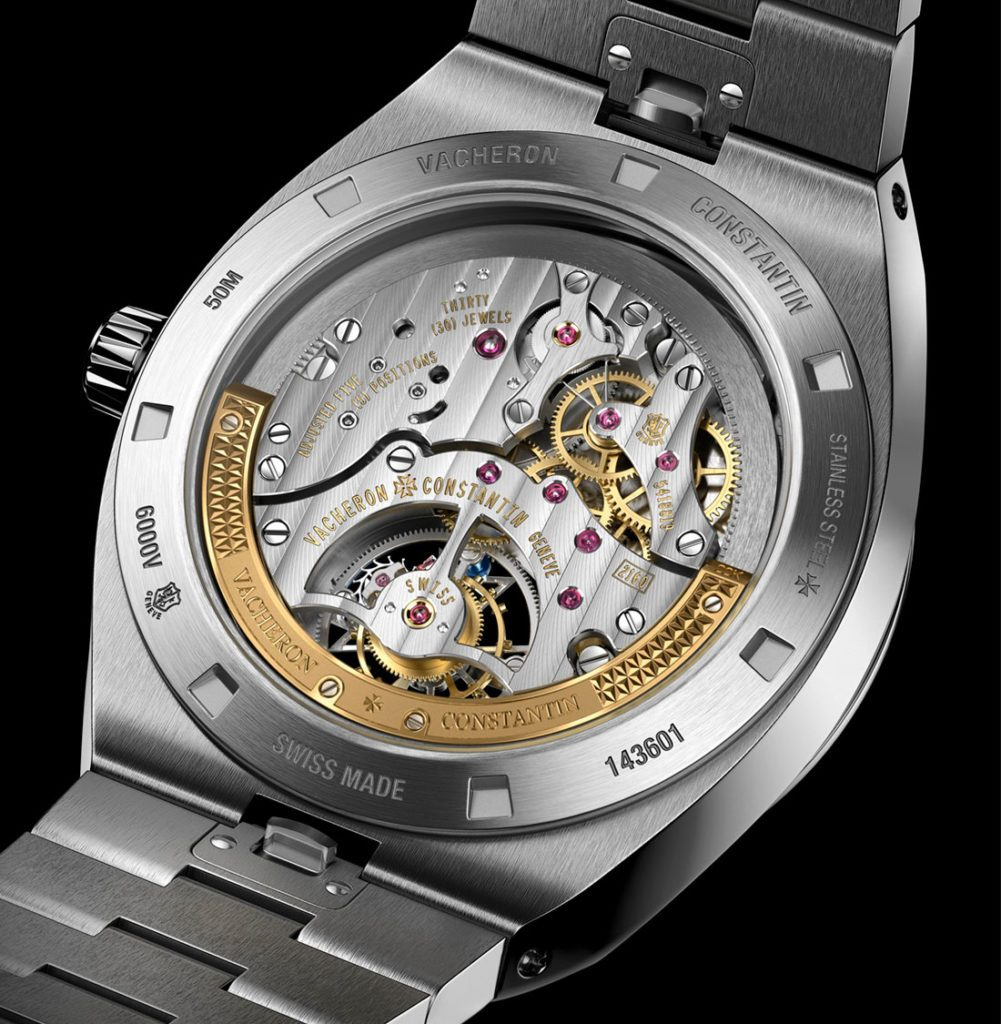Vacheron Constantin Overseas Tourbillon Replica