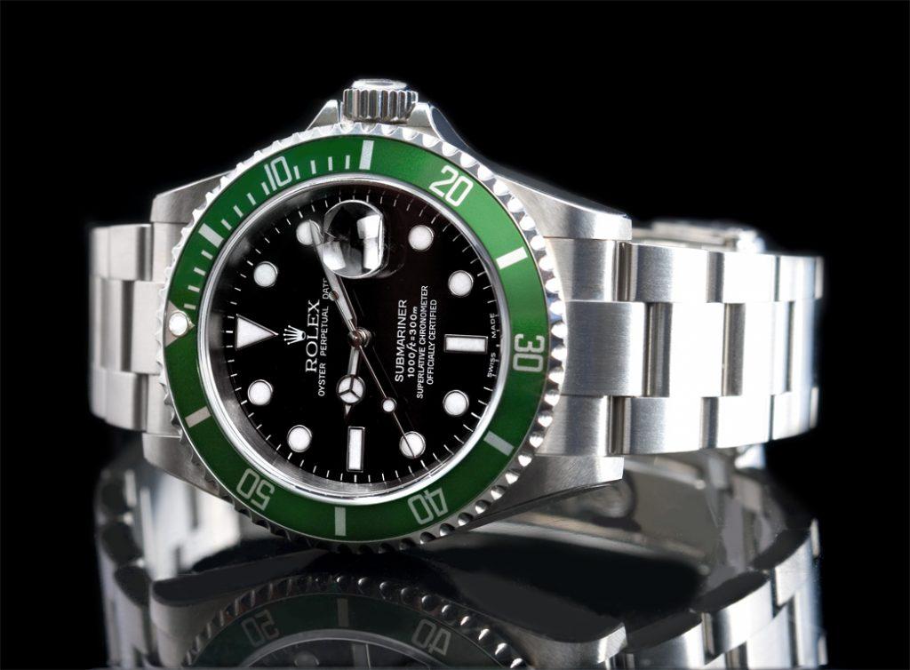 Rolex Oyster Perpetual Submariner Tauchen Gefälschte Uhr