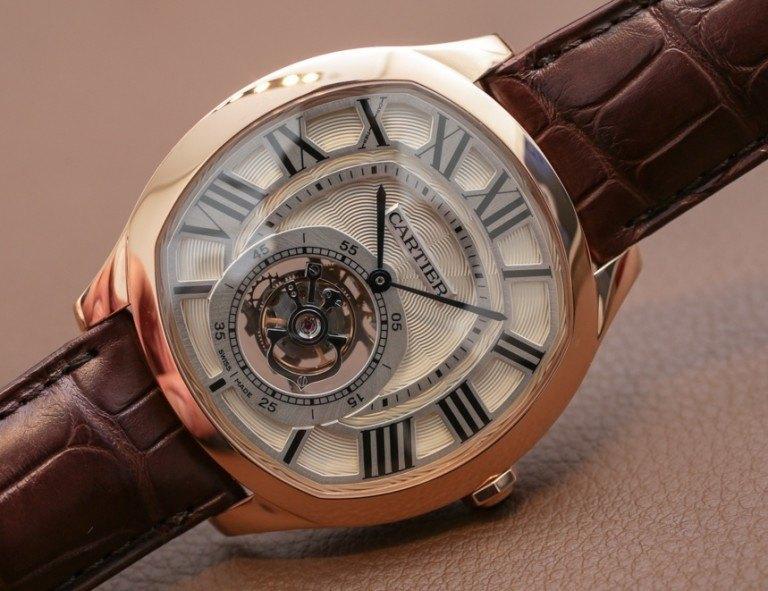 Cartier Drive Replica Uhren