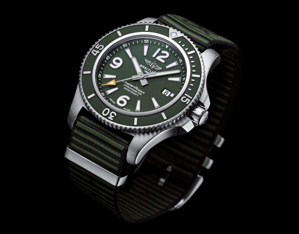 Breitling Superocean Automatic 44 Replica Uhren