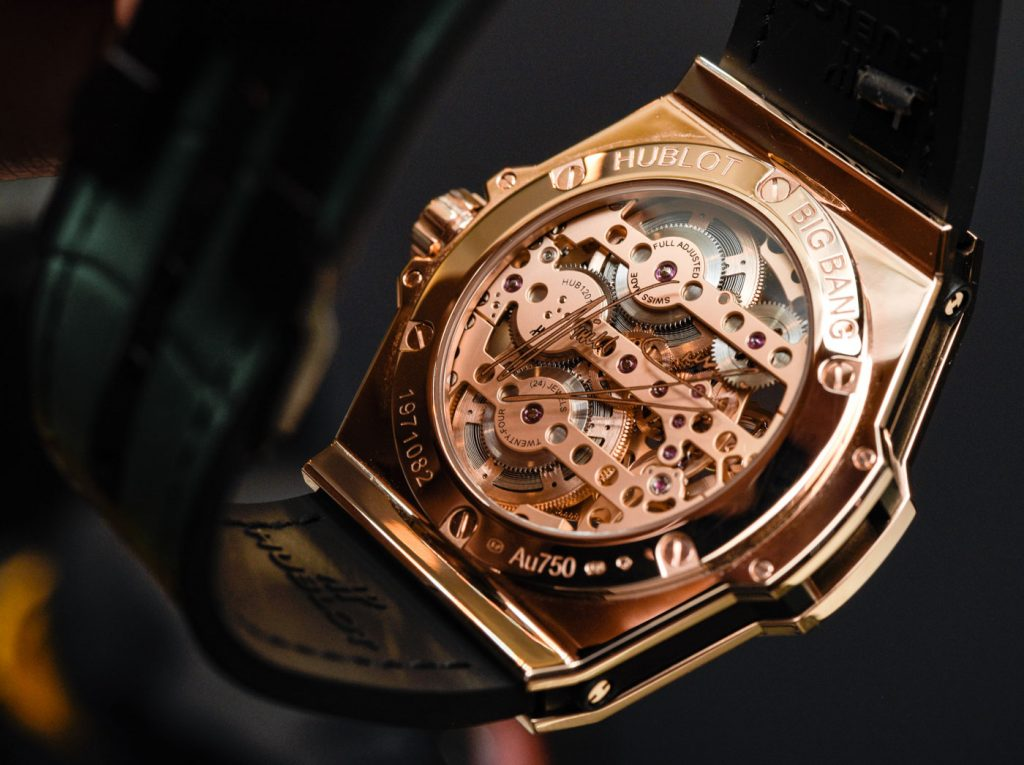 Hublot Big Bang MECA 10 Nicky Jam Replica Uhren