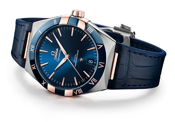 Omega Constellation Blau Replica